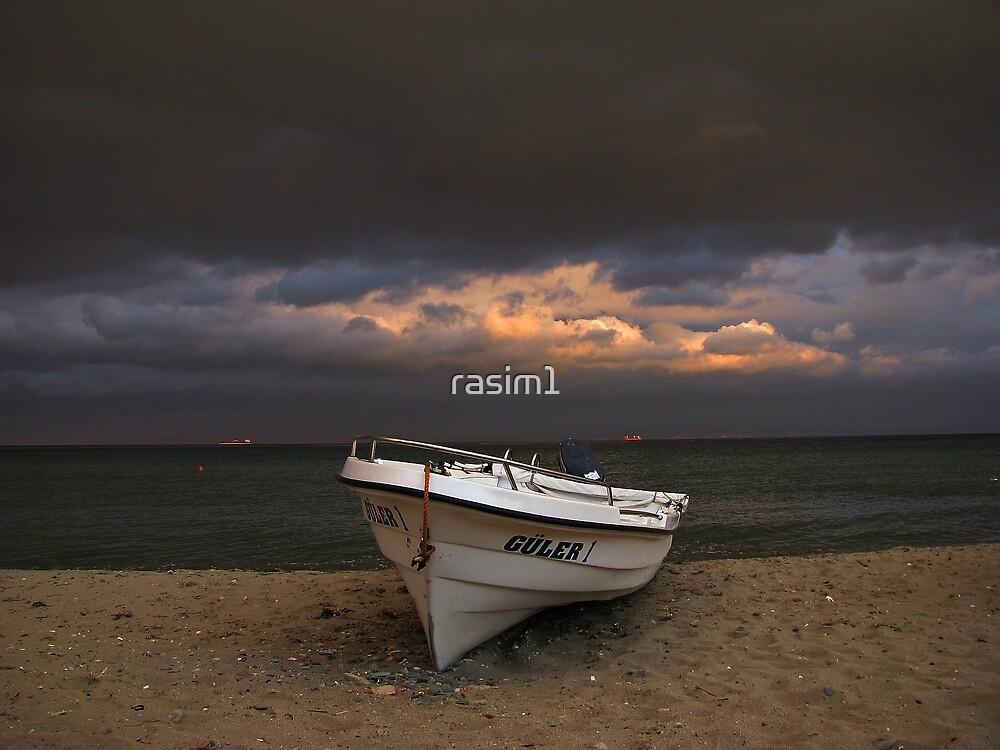 Marmara sea,TURKEY by rasim1