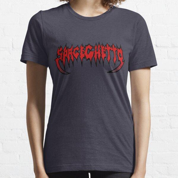 SpaceGhetto Metal Essential T-Shirt