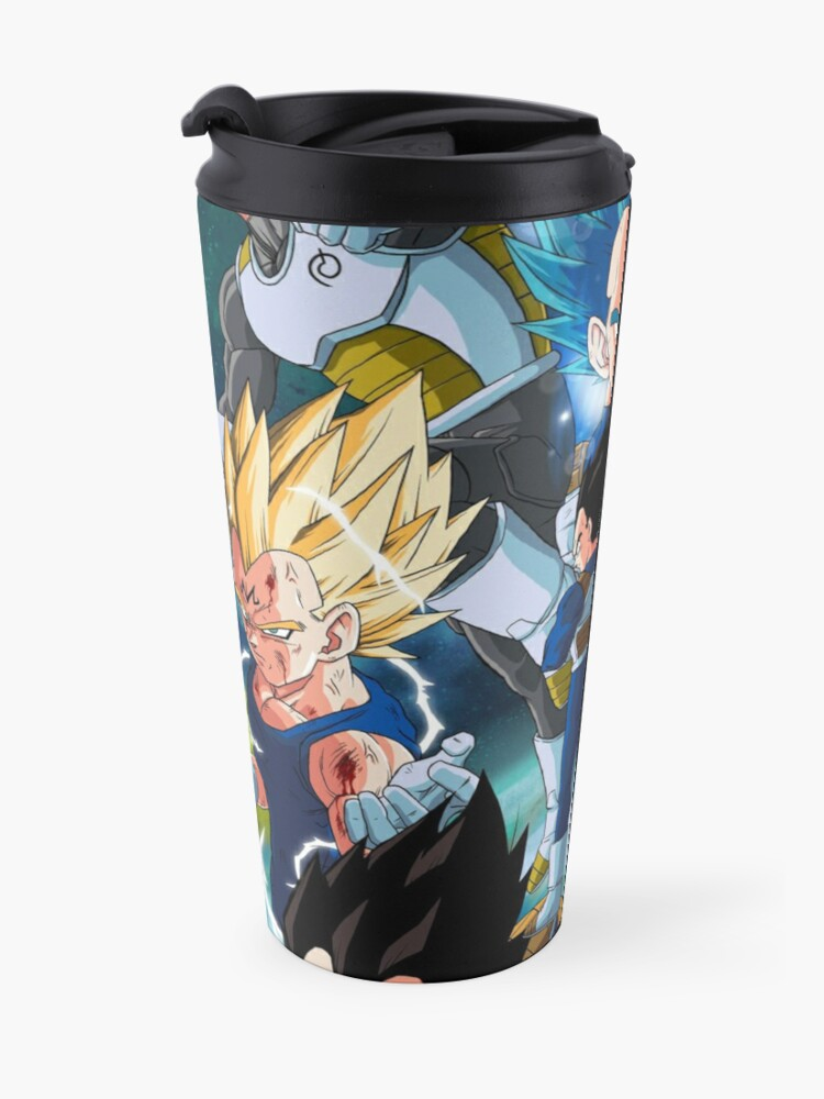 Alternate view of Vegeta Travel Mug