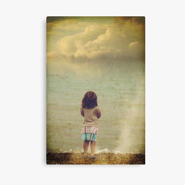 The Beach I - Magic Canvas Print