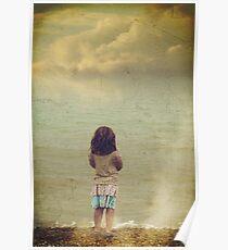 The Beach I - Magic Poster