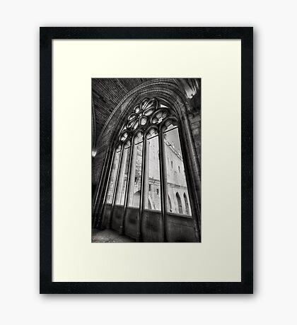 Papal Palace, Avignon Framed Print