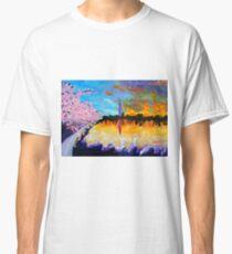 Washington at Sunset Classic T-Shirt