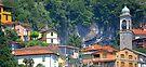 Along Lake Como by Imagery