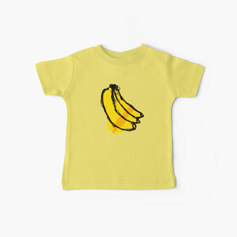 Frozen Banana Baby T-Shirt