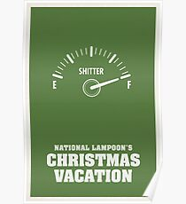 national lampoons christmas vacation poster - National Lampoons Christmas Vacation Merchandise