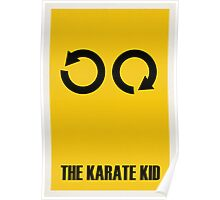 The Karate Kid Poster