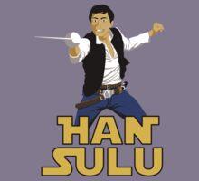 TShirtGifter Presents: Han Sulu