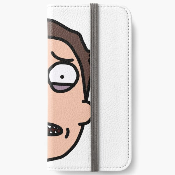 Jerry Smith | Rick and Morty Charakter iPhone Wallet