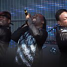 Rewind festival 2011 Earth Wind and Fire by Dean Messenger