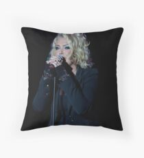 Rewind festival 2011 Kim Wilde Throw Pillow