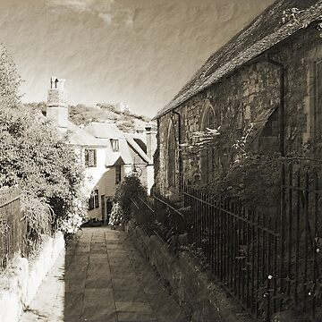 Church Path, Hastings Old Town by RWTA