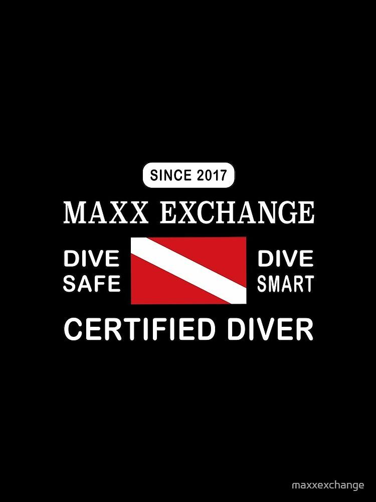 Maxx Exchange Certified Diver Wetsuit Snorkel. by maxxexchange