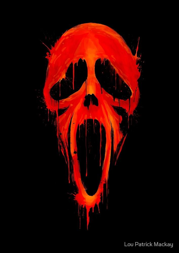 Bloody Scream by Lou Patrick Mackay