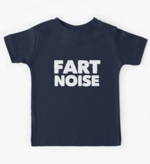 Fart Noise Kids Tee