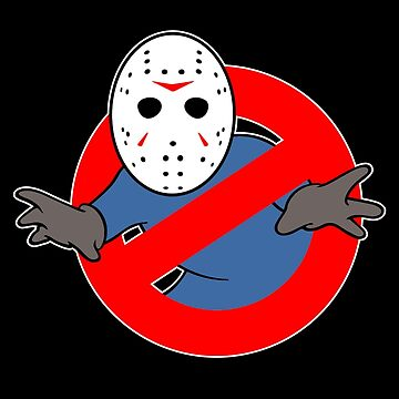 Ghostbusters (Jason Voorhees) by southfellini