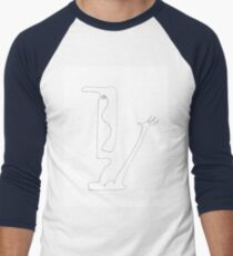 I know, I know, pick me! Men's Baseball ¾ T-Shirt