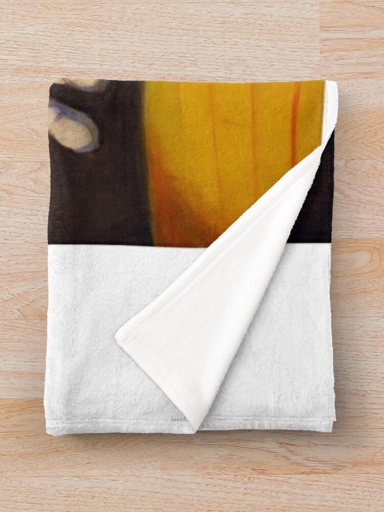 Alternate view of Maestro  Throw Blanket