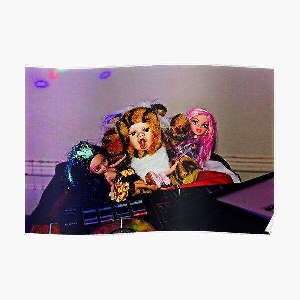DJ Groupie Doll Gang  Poster