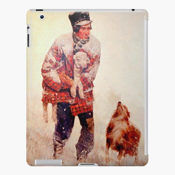 Rescued Lamb iPad Snap Case