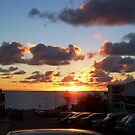 North Cottesloe Sunset Four by Robert Phillips