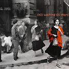 Still walking... by Dulcina