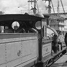 Steam Train Ballarat by trishringe