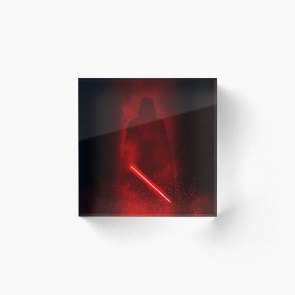 Vader Minimal Acrylic Block