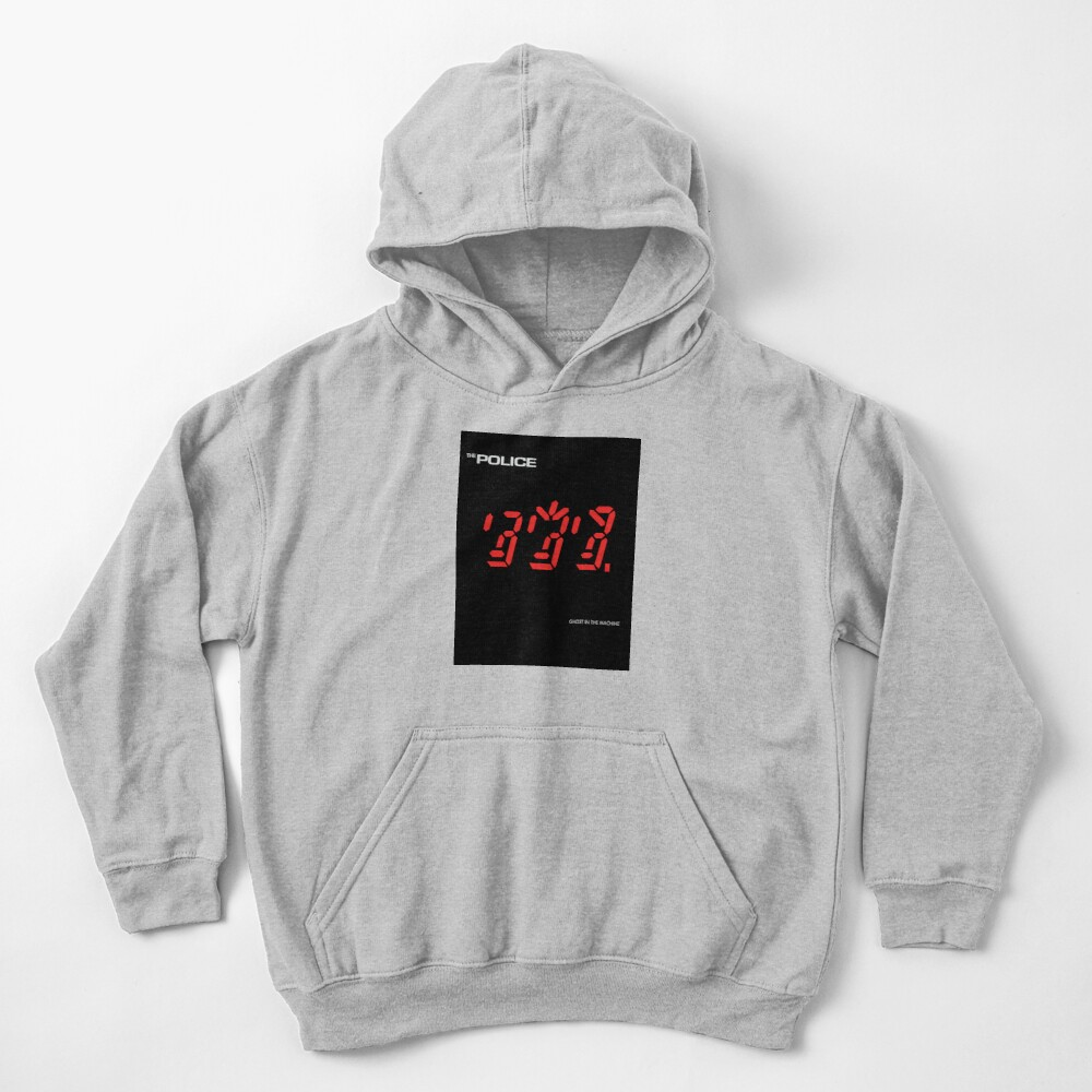 Ghost in the machine Kids Pullover Hoodie