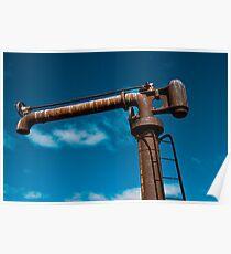 Standpipe - Farina, South Australia Poster