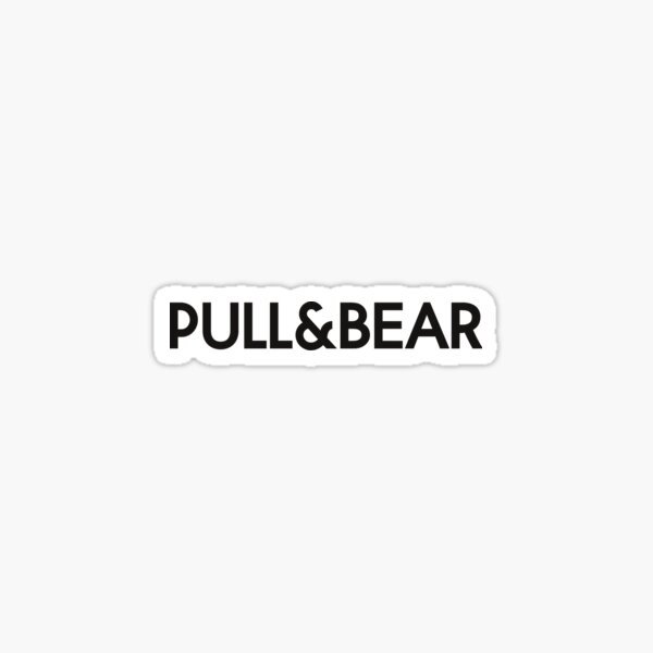 pull bear merch sticker by clarisasu redbubble pull bear merch sticker by clarisasu redbubble