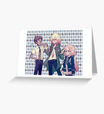 Sleuth Squad Greeting Card