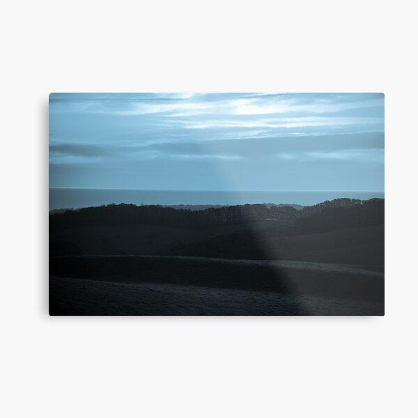 Fleurieu Blue - South Australia Metal Print