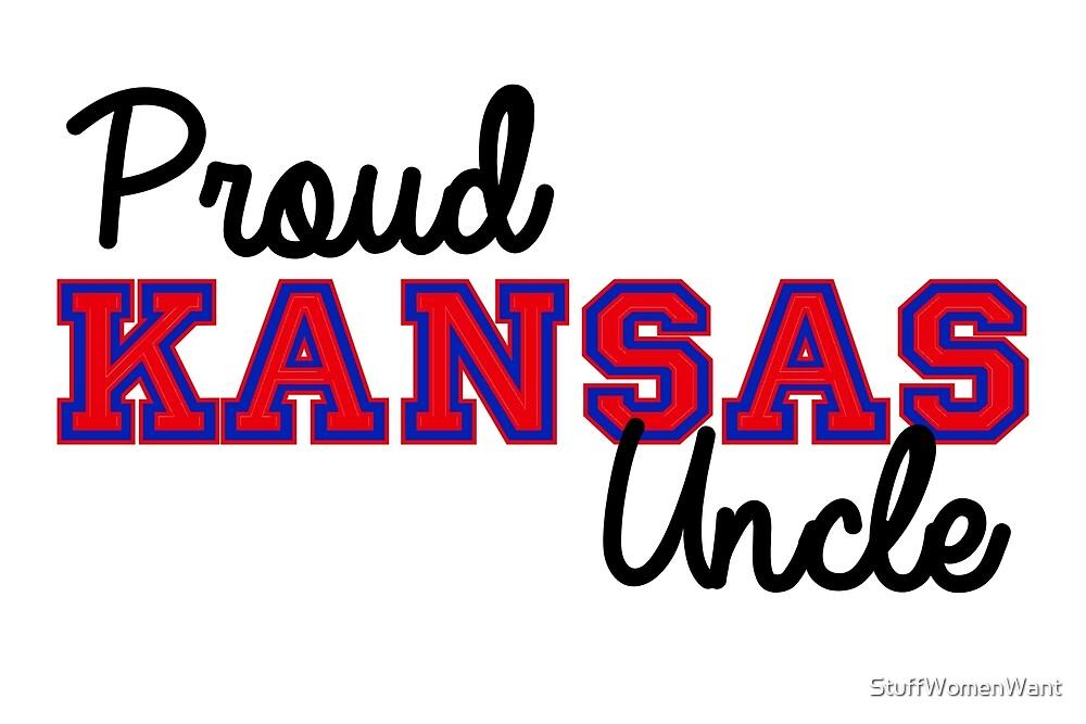 Proud Kansas Uncle by StuffWomenWant