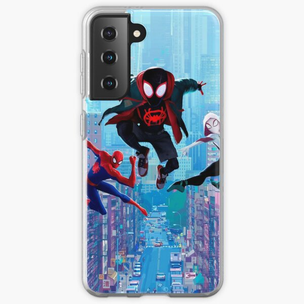 Into the Spider-Verse Samsung Galaxy Soft Case