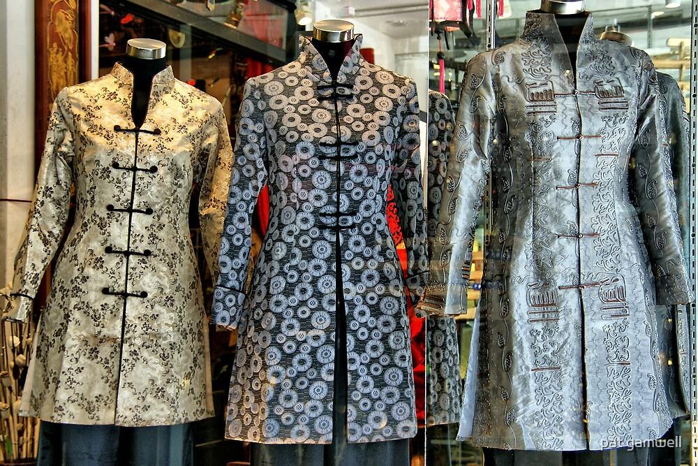 Asian Fashions by pat gamwell