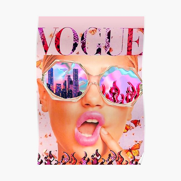 Cool Girl Poster