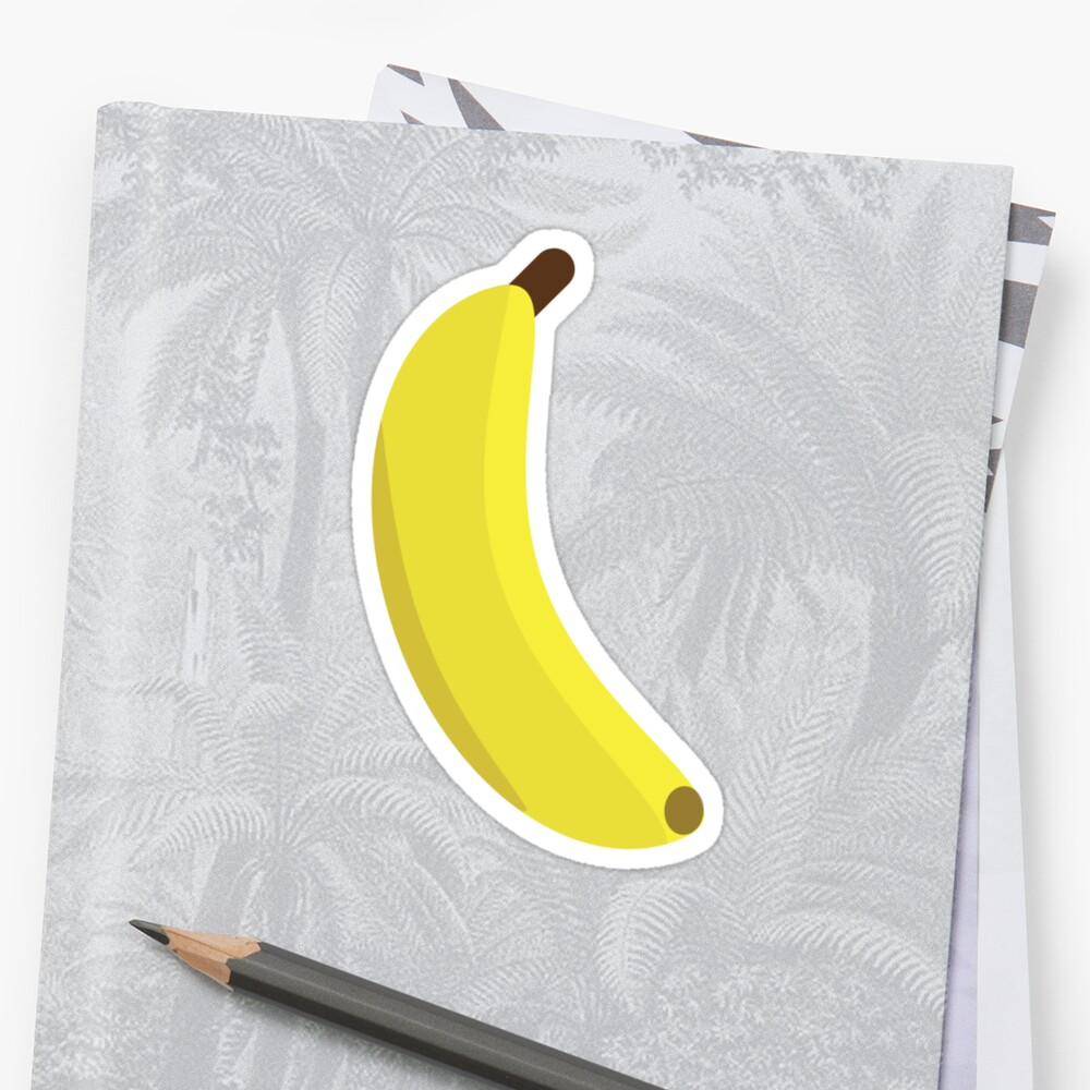 Banana by snidget