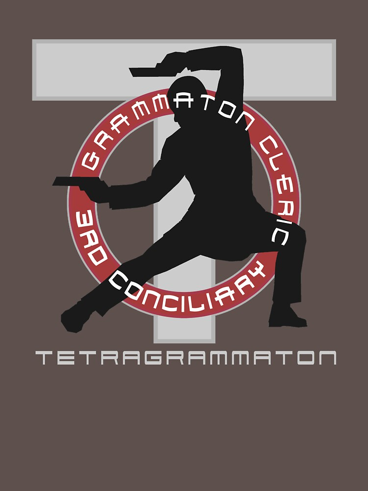 TShirtGifter presents: Grammaton Cleric | Unisex T-Shirt