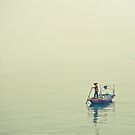 The FisherWoman in the Mist by theBottstar