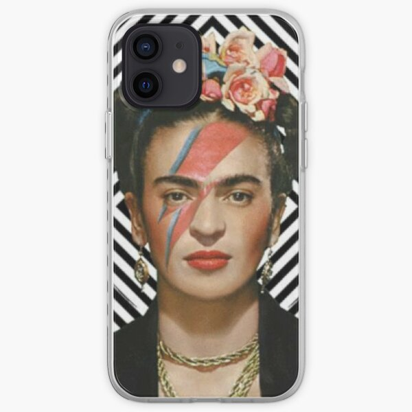 It's Frida and Bowie iPhone Soft Case
