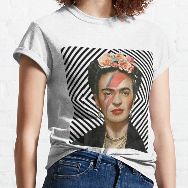 Son Frida y Bowie Camiseta clásica