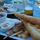 Seafood anyone? by SusanAdey