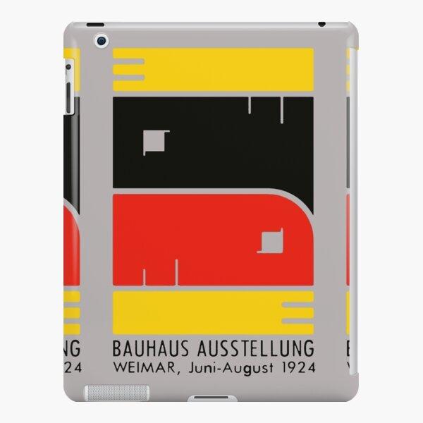 1924 GERMAN WEIMAR BAUHAUS ART EXHIBITION - No1 iPad Snap Case