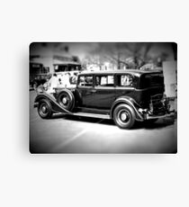 1934, Model 1102, Seven Passenger Sedan Canvas Print
