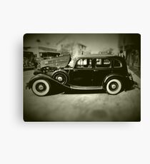 Packards38 Canvas Print
