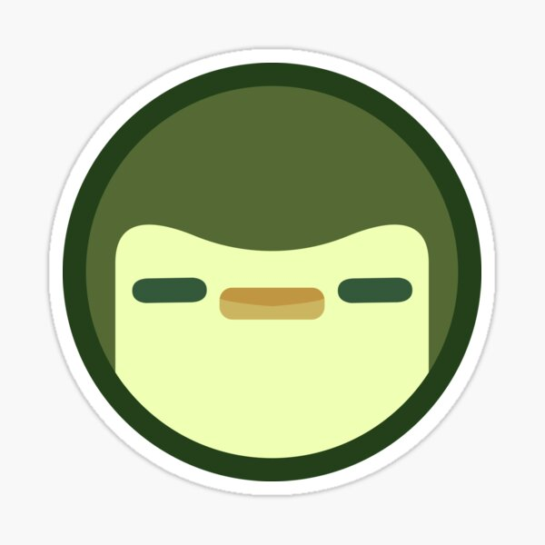 Matcha Bonbon - Avatar 1 Sticker