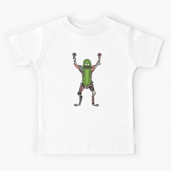 Pickle Rick | Rick and Morty Character Kids T-Shirt
