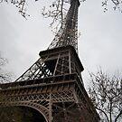 Eiffel by Day by sezice
