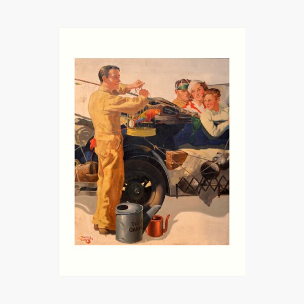 Charles Hargens - Untitled 2 Art Print